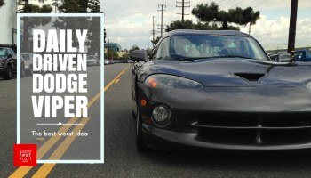The Worst Cars Are The Best Cars MATT BROWN - Sports cars you can daily drive