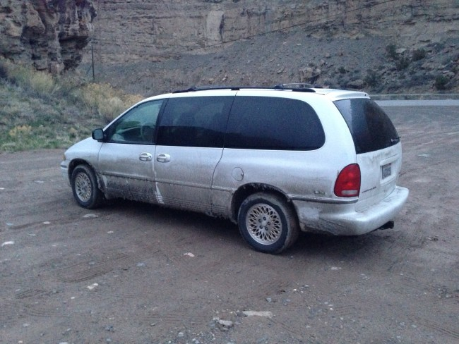 Off Road Minivan