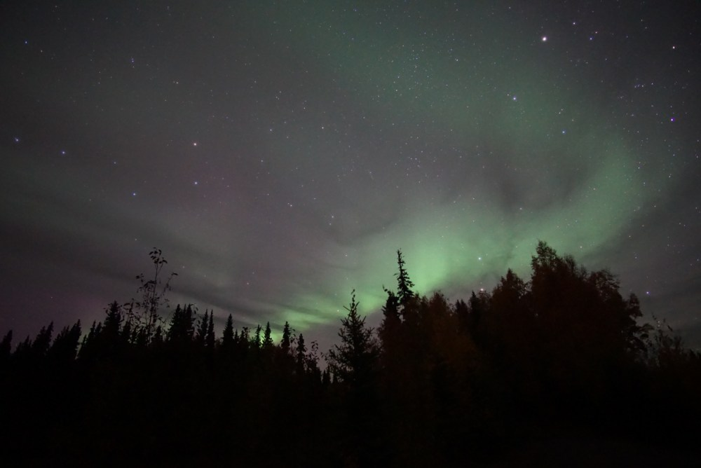 Aurora Borealis Fairbanks