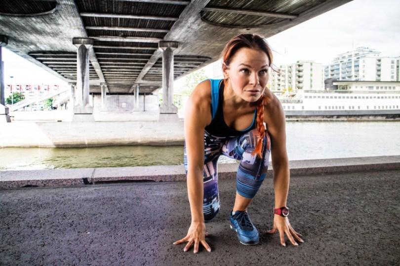 SFM Bodyweight training: kehonpainotreeni nro 2