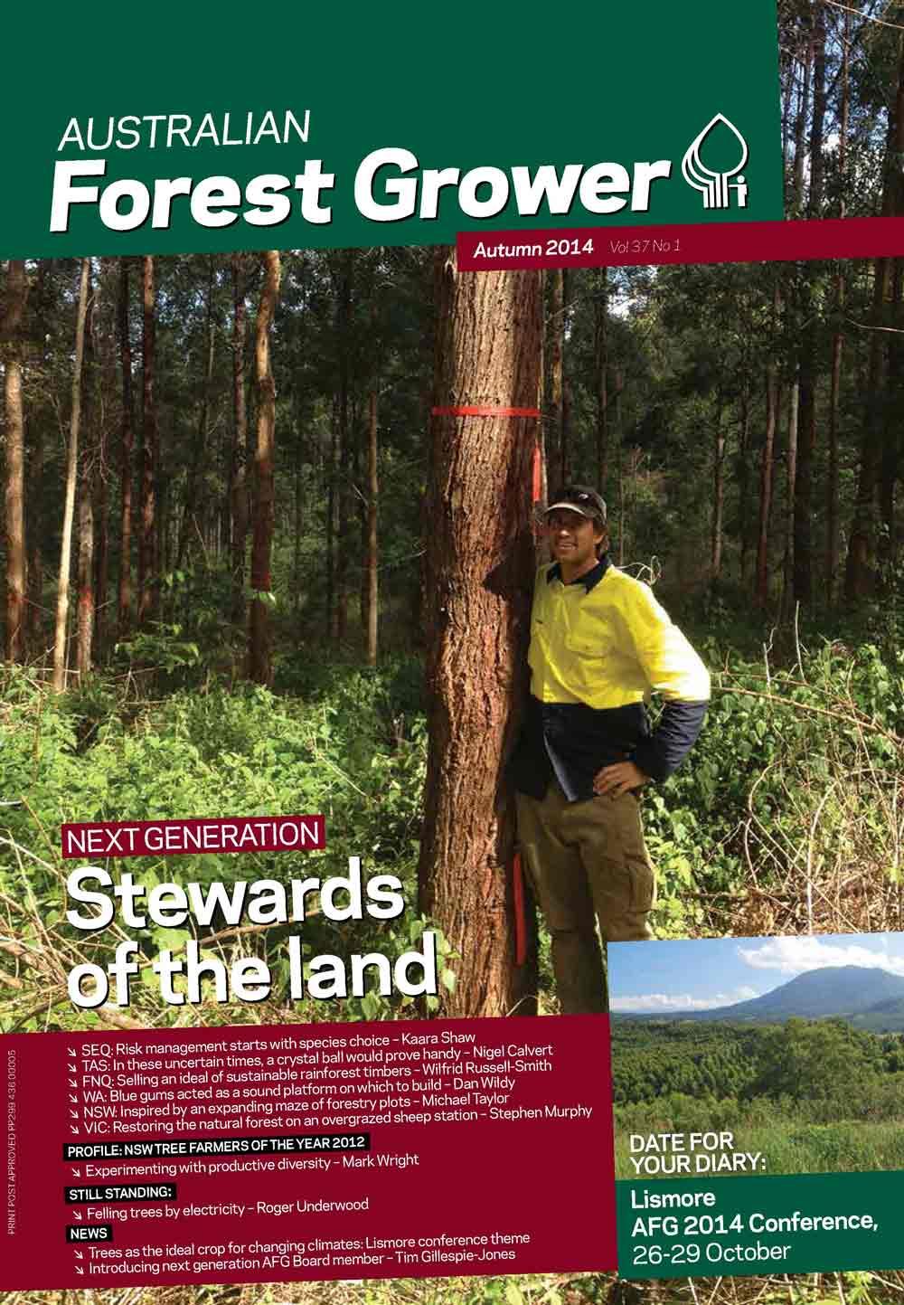 Australian Forest Grower Magazine