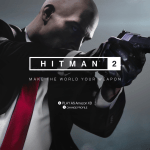 HITMAN 2 Title Screen