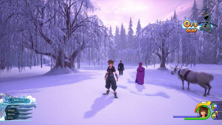Kingdom-Hearts-3-Arendelle-Frozen-Lake