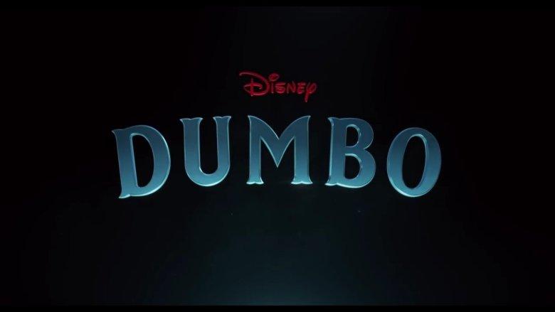 Dumbo Title Screen