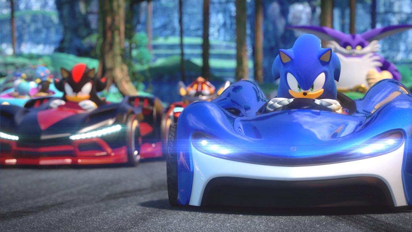 Team Sonic Racing Review Speeding Teams Super Gamesite 64