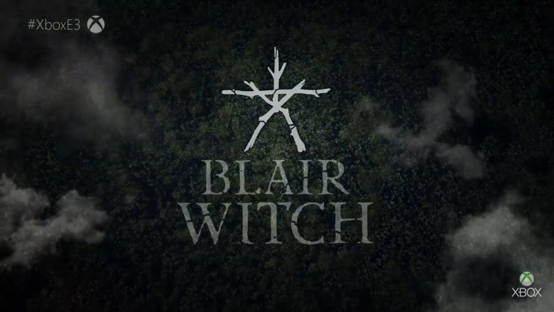 Blair Witch E3 2019 Title