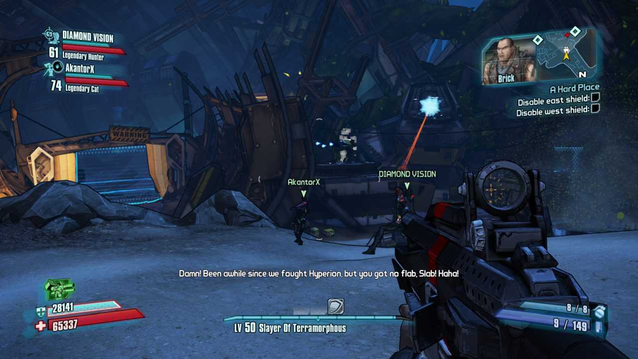 74 Borderlands 2 Commander Lilith the Fight for Sanctuary