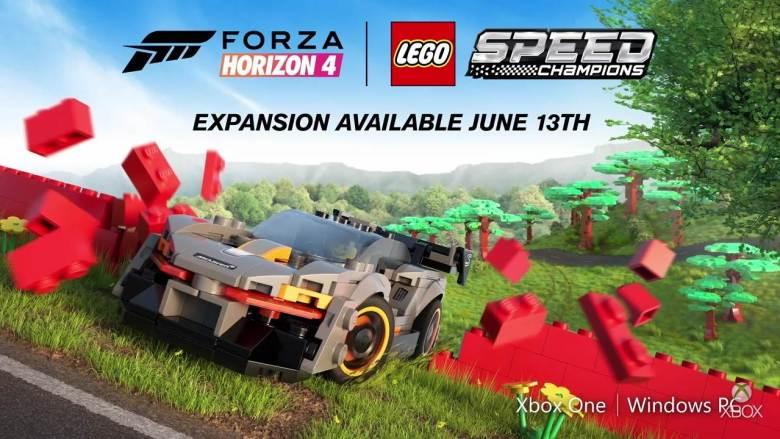 Forza Horizon 4 Lego Speed Champions Release Date