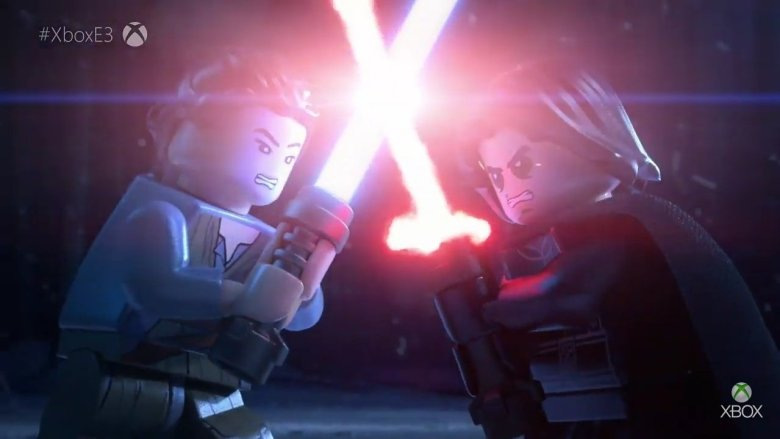 Lego Star Wars Skywalker Saga E3 2019 Trailer