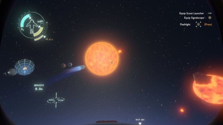 Outer Wilds Solar System