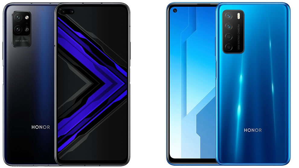 Honor Play 4 y Pro