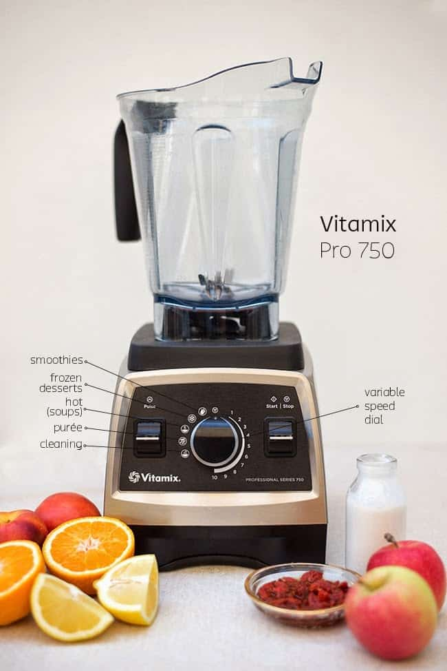 Vitamix Pro 750 review