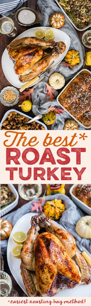 The easiest, quickest and most flavourful way to cook a turkey. This recipe won't have you chained to the stove.