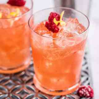 Fall in love with the Knickerbocker – a vintage rum-based cocktail that's definitely due a revival. Pretty and refreshing in equal measure.