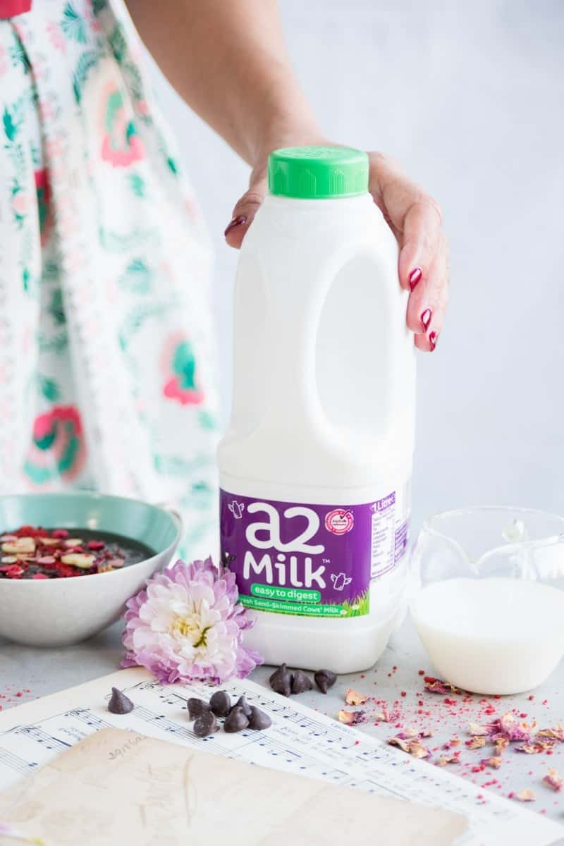 a2 Milk™, is an award-winning brand that produces milk naturally free from the A1 milk protein, which causes many health issues to people who are dairy intolerant. It does not trigger symptoms such as bloating that's often associated with lactose intolerance and IBS.