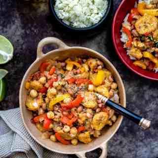 Pressure Cooker vegan curry