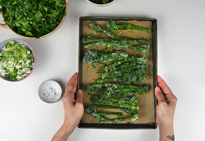 cooking tenderstem