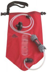MSR AutoFlow water filtration system