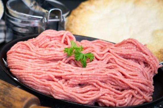 hache porc et boeuf - Haché porc et boeuf