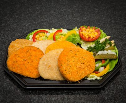 jab 4580 - Steak de poulet farci tomate et mozzarella