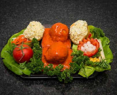 jab 4587 - Boulette sauce tomate maison
