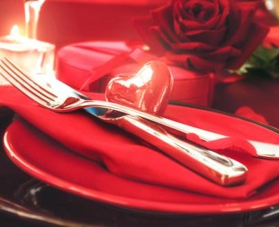 valentines P2B225Z - Menu St-Valentin assortiments