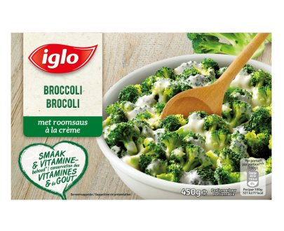 brocoli creme - Brocolis crème
