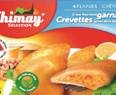 chimay crepes crevet 255gr - Crêpes crevettes