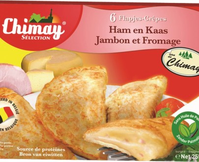 chimay crepes jamb f 255gr - Crêpes jambon fromage