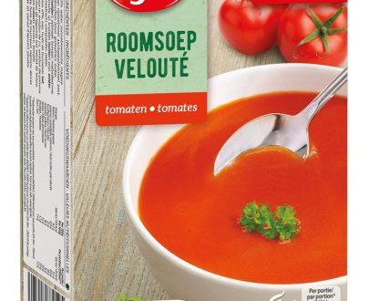 veloute tomates - Velouté tomates