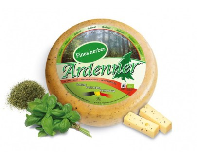 Fromage - Fromage Fleur des Ardennes aux fines herbes