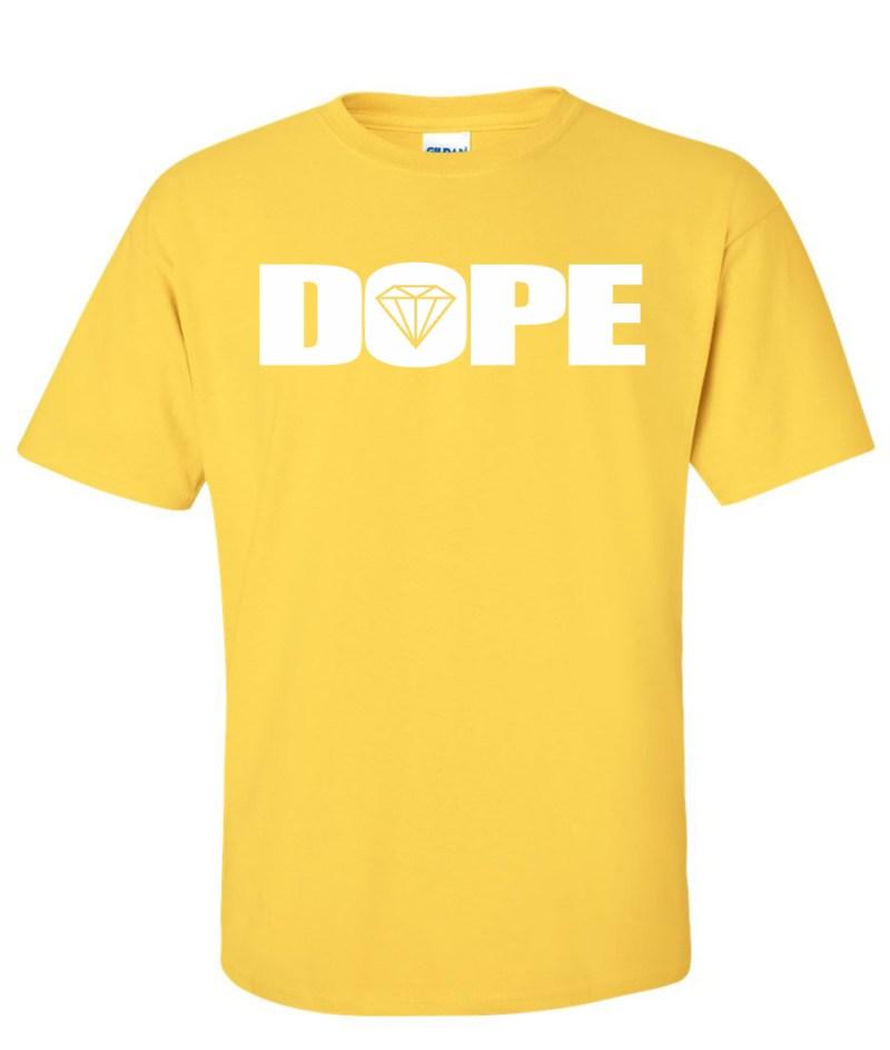 DOPE DIAMOND yellow