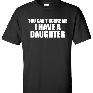 I HAVE DAUGHTER black