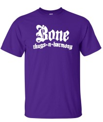 BONE THUG purple