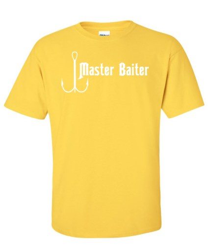 master baiter yellow