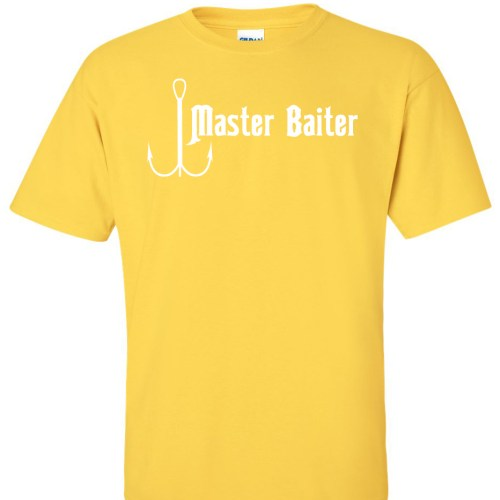 master baiter yellow