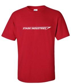 stark inc red