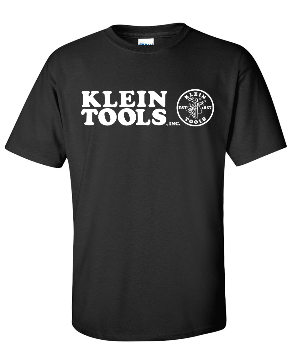 Klein Tools Electrical And Telecom Logo Graphic T Shirt