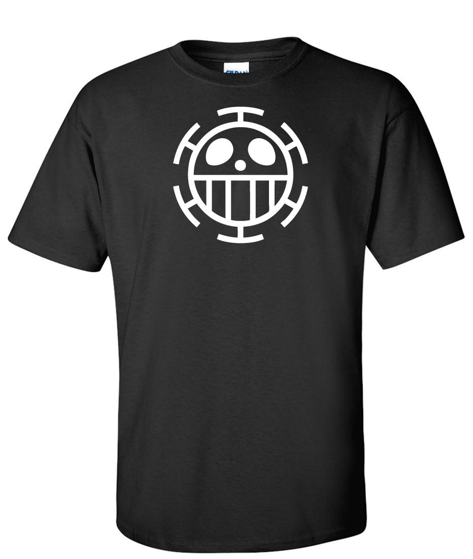 99+ Trafalgar Law Logo One Piece T Shirt Teepublic. High Quality ... 8f3d5c4d794