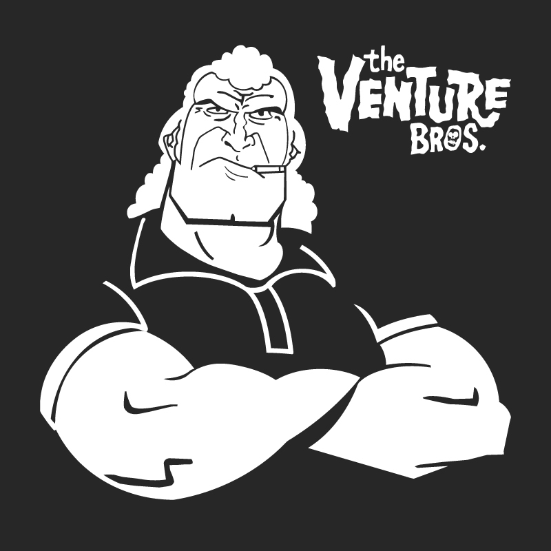 venture brothers coloring pages - photo#14