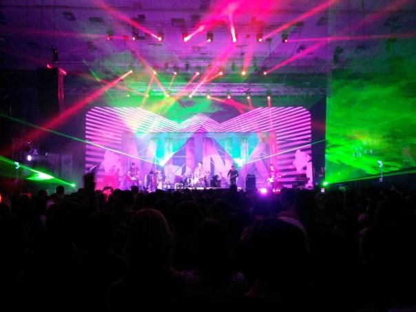 Asa a fost anul trecut la concertul VUNK din cadrul uniFEST