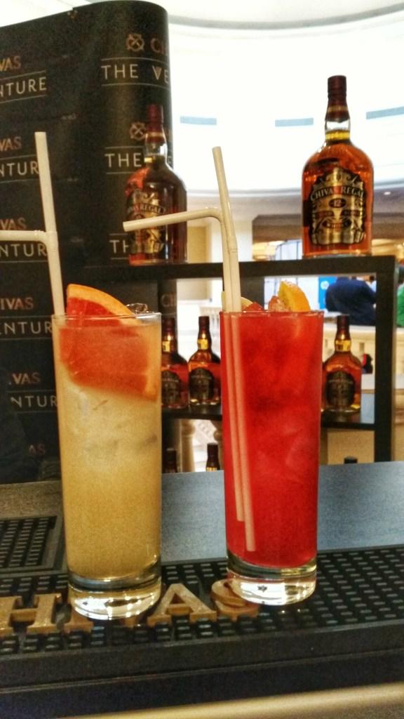 Chivas si cocktail
