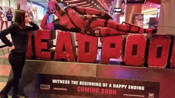Gulia si Deadpool awwww