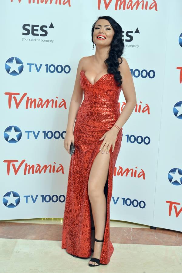 Premiile TV Mania Andreea Mantea