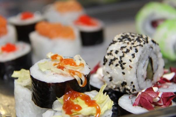 Sushi Japonez