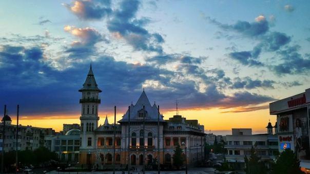 Palatul Comunal Primaria Buzau