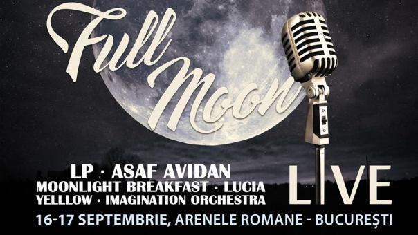 Full Moon Live LP