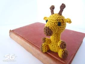 Amigurumi Giraffe Crochet