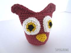 Sew On Owl Beak
