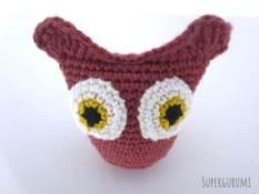Sew On Owl Eyes
